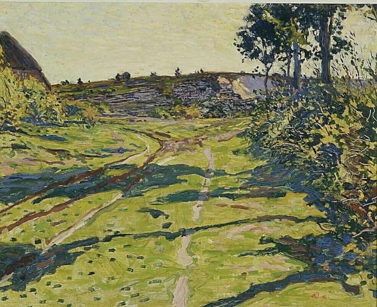 Afternoon Sun, 1908